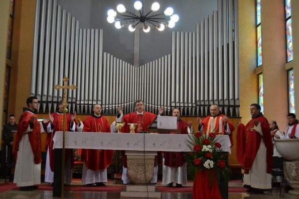 Proslavljen patron samostana u Kreševu Sveta Katarina Aleksandrijska